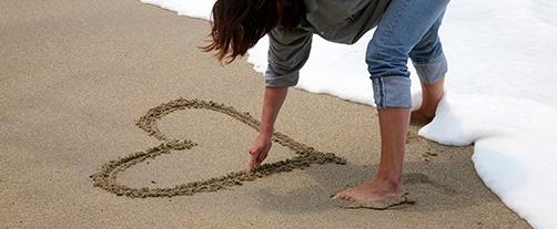 selvværd er kærlighed til dig selv